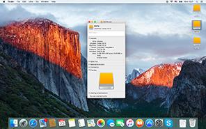 现在你可以在macOS下读写访问Ext2/3/4分区了